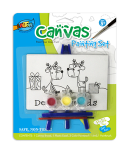 2015 best-selling children's drawing board, canvas, child DIY