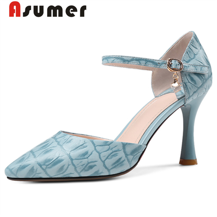 2018 high women shoes industrial casual safety Asumer China heel U1vcFwdcqx