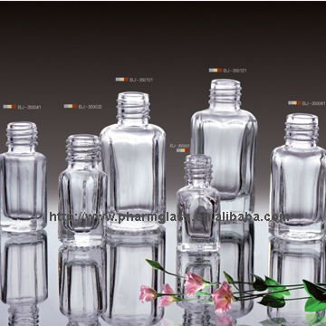 Frosted medicated Oil /perfume empty glass bottle