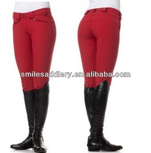 Spandex Cotton Horse Riding Pants