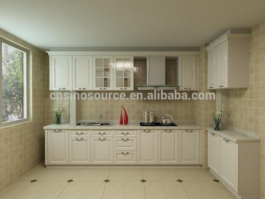 cina mobili da cucina componibile anta in pvc prezzo-Armadio-Id ...