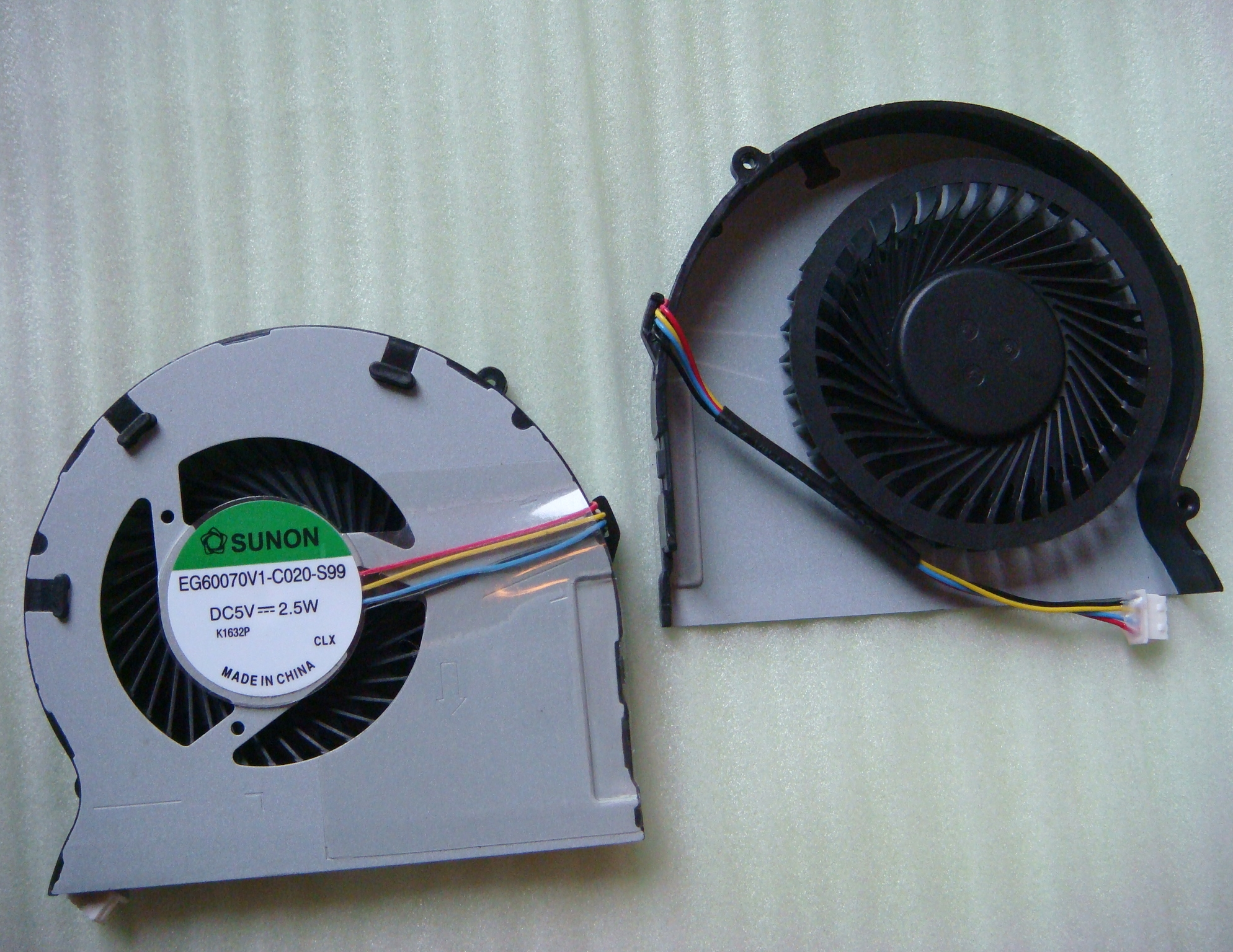 Laptop Cpu Cooling Fan For Ideapad Z470 4 Wire Buy Batre Leptop Lenovo