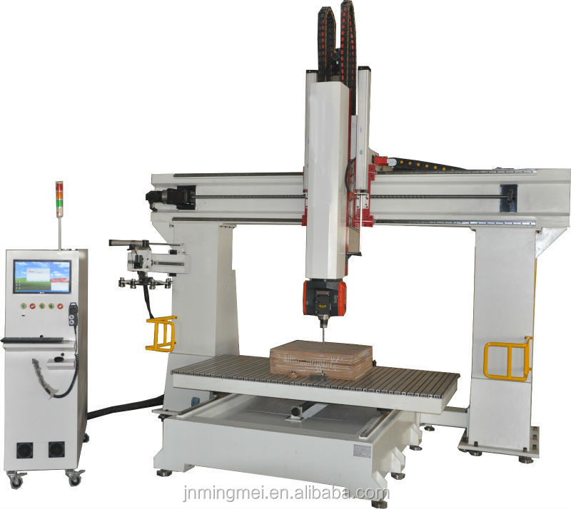 HSD spindle 5 axis cnc router MD1224