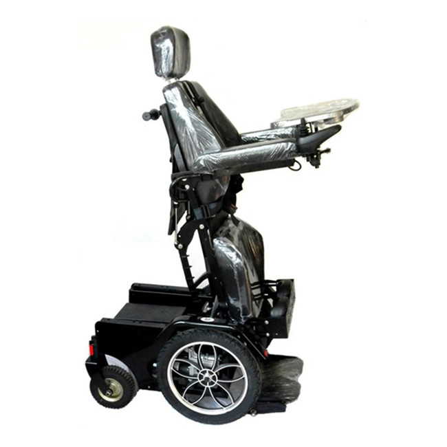Heavy Duty Standing Electric Power Wheelchair For Disabled