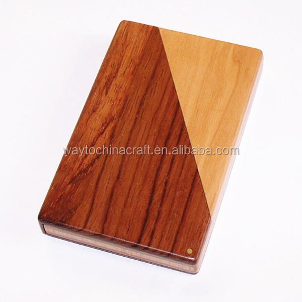 Werbegeschenke Holz Visitenkarten Etui Buy Holz Visitenkarte Fall Visitenkarte Box Visitenkarte Aufbewahrungsbox Product On Alibaba Com