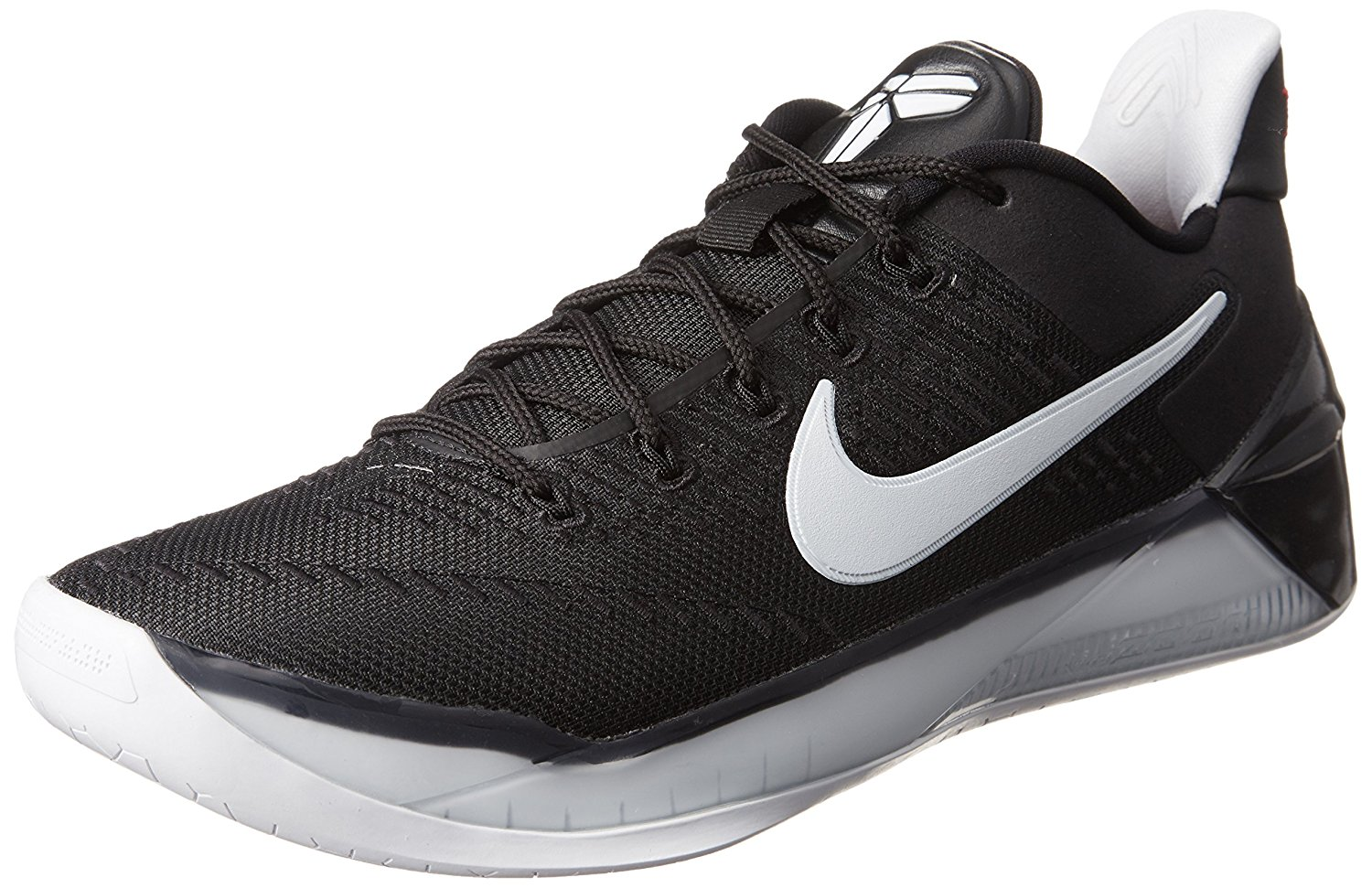 new product 66b8a d7a9a Get Quotations · Nike Men s Kobe A.D. Basketball Shoes Black White 852425- 001