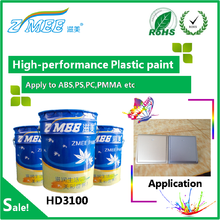 HD3100 high gloss acrylic abs plastic spray paint