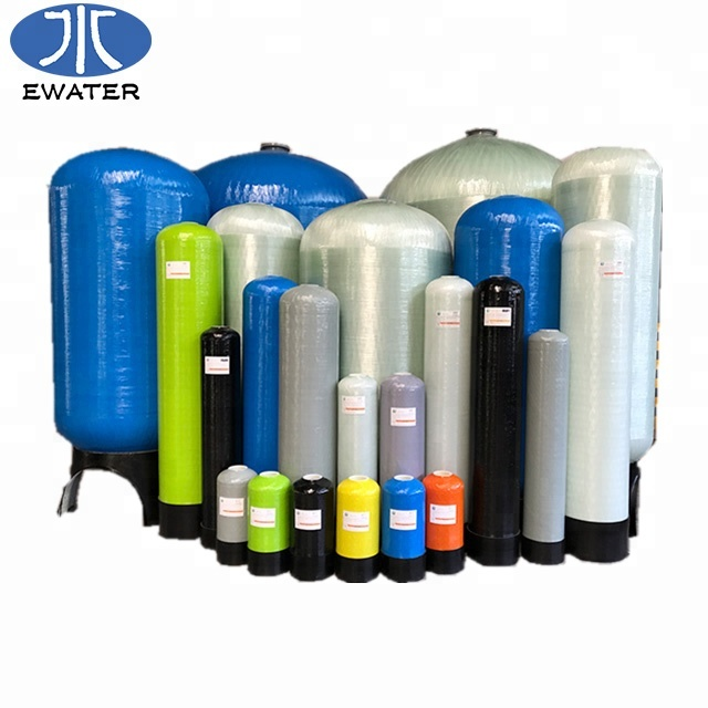 Factory Direct Canature Huayu 1054 FRP GRP Fiber Glass Pressure Vessel Storage <strong>Water</strong> Tank For RO <strong>Water</strong> <strong>System</strong>