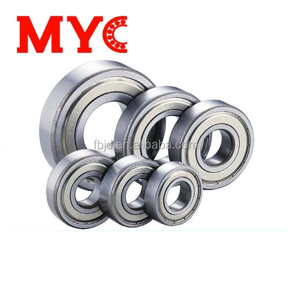 MR6704-2RS Radial Ball Bearing Double Sealed Bore Dia 20mm OD 27mm Width 4mm