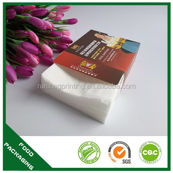 cheap custom printed tissue paper,two layers paper napkin