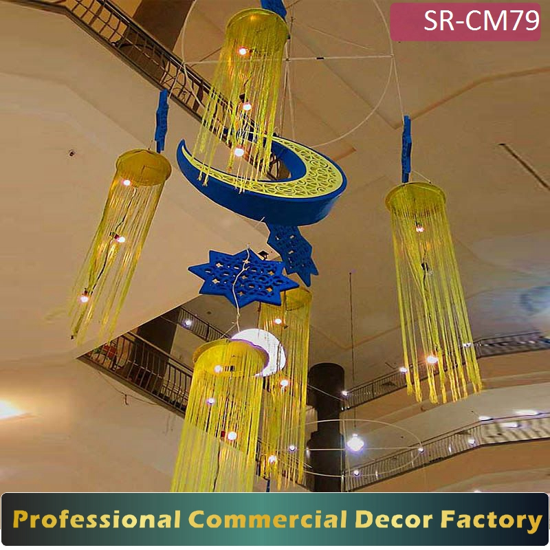 Download Hotel Eid Al-Fitr Decorations - Customize-commercial-shopping-mall-hotel-Muslim-ramadan  Gallery_671084 .jpg