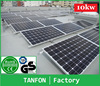 Newest Product Hot Sale High Efficiency 2KW 5KW 10KW mono or poly PV solar panel price india