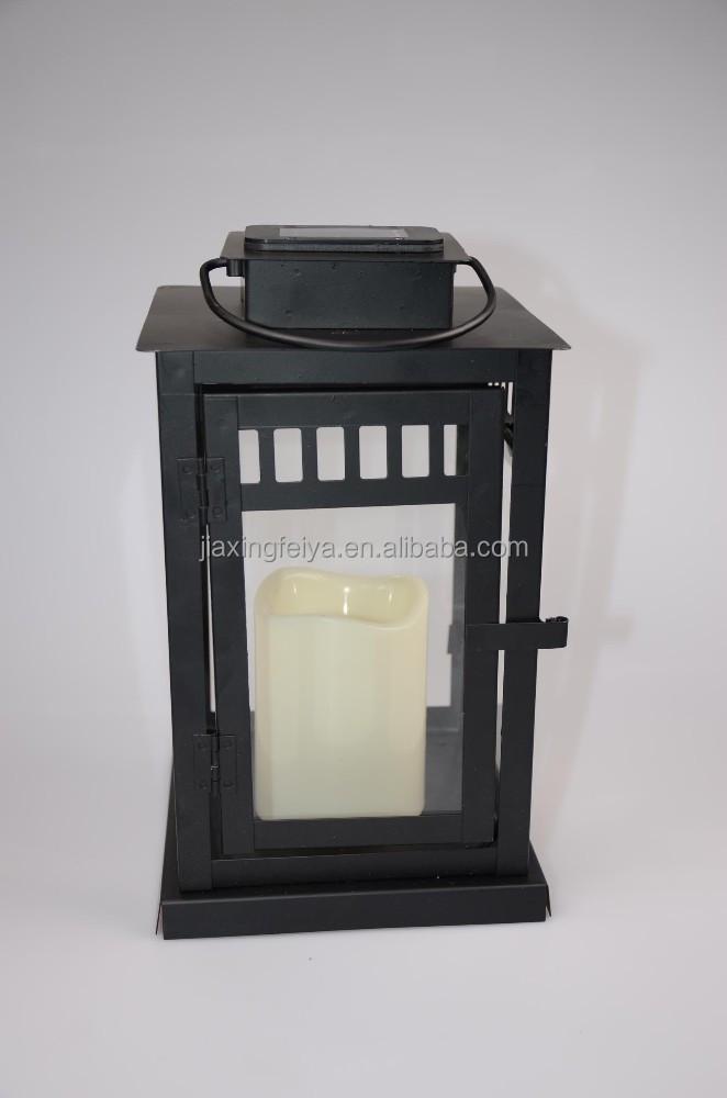 lanterne solaire avec led bougie lanternes id de produit 560658935. Black Bedroom Furniture Sets. Home Design Ideas