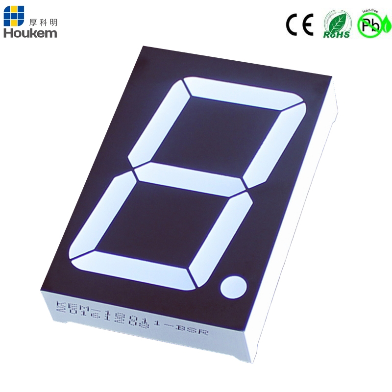 China Manufacturer Dual Color 7-segment <strong>led</strong> <strong>Display</strong>, 1.8 Inch 7 Segment Bicolor <strong>LED</strong> <strong>Display</strong> supplier