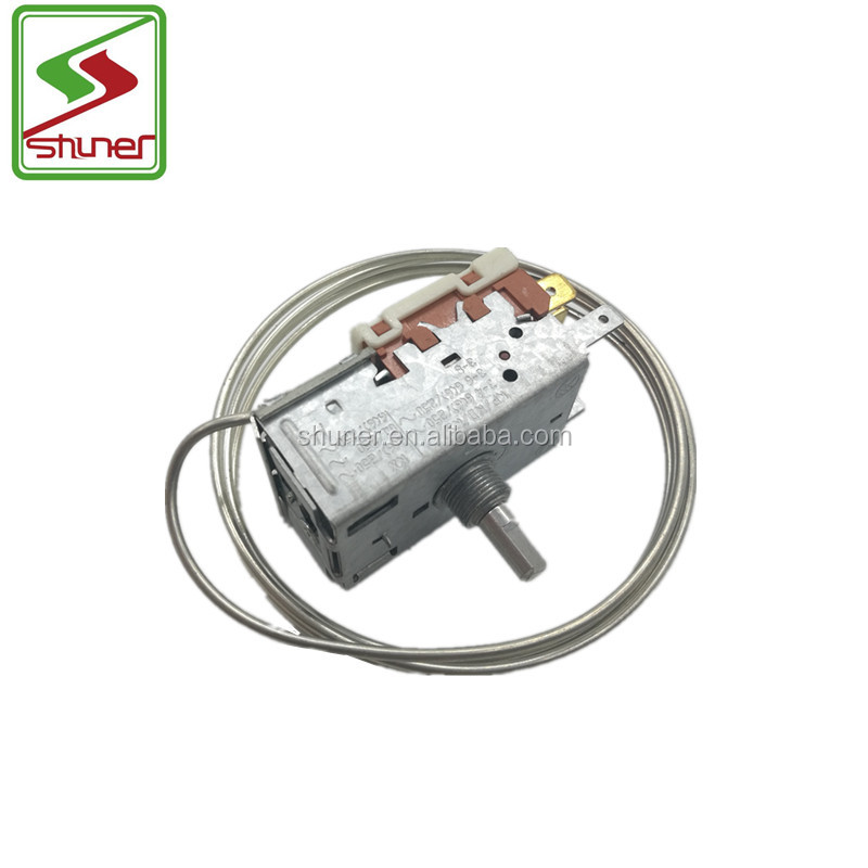 temperature controller thermostat 250v frezzer capillary thermostat