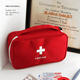 Portable First Aid Emergency Medical Kit Survival Bag Medicine Storage Bag Travel Outdoor Sport