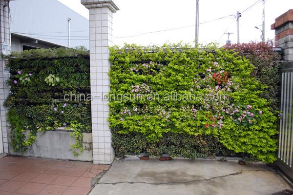 lsd 160104651 k nstliche pflanzen au en gr ne wand laub wanddekoration farn wand dekor. Black Bedroom Furniture Sets. Home Design Ideas