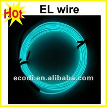 OFF !!! Super bright ! Flashing! decorative glow flashing wire/glow luminescence wire