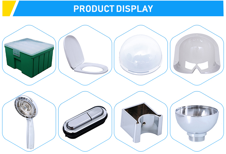 Electronic shell plastic components/parts injection molding