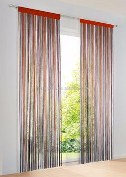 Rainbow colorful string door curtain fly screen & Rainbow Colorful String Door Curtain Fly Screen - Buy Rainbow Door ...
