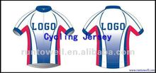 Runtowell Custom Sublimated cycling jersey cycling wear sublimation print