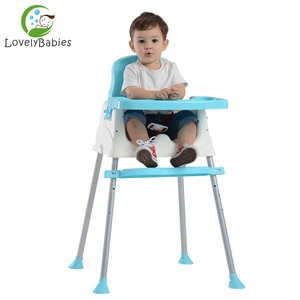 Folding Multifunctional Baby high chair