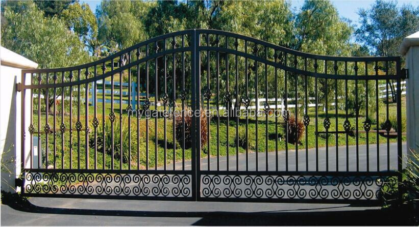 New Simple Iron Gate Designs House Steel Gate Design