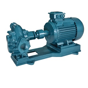 KCB series high efficiency 220V/380V oil circulation pump horizontal electric rotary gear pump for oil