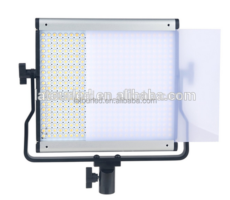 Pro studio DC 12V 500pcs led lamp beads light panel video light for film studio shooting