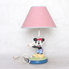 Kids Resin Mouse figurine study lamp