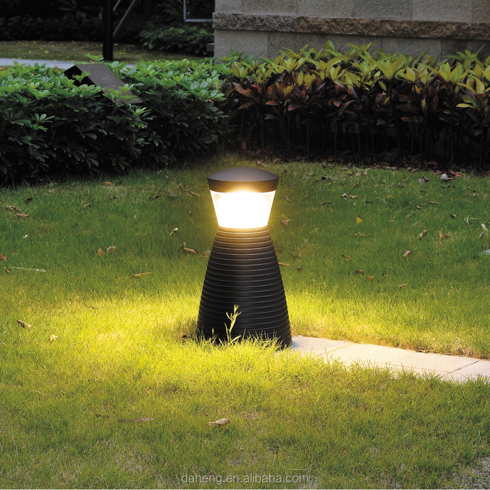 Ip65 Decorative Aluminum Garden Pillar Light Wholesale, Pillar Light ...