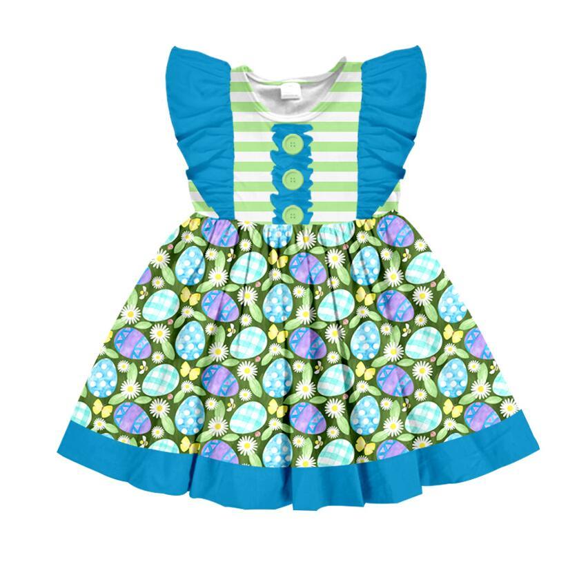 7c03ab50898a New kids wear cute girls summer wear dress fruit pattern design baby party  wear Sleeveless dress