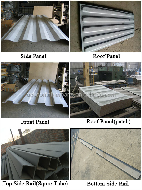 Steel Shipping Container Parts For Sale Buy Steel