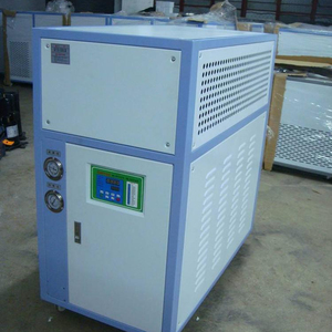 5HP water cooled chiller price machine injection molding chilled water china supplier