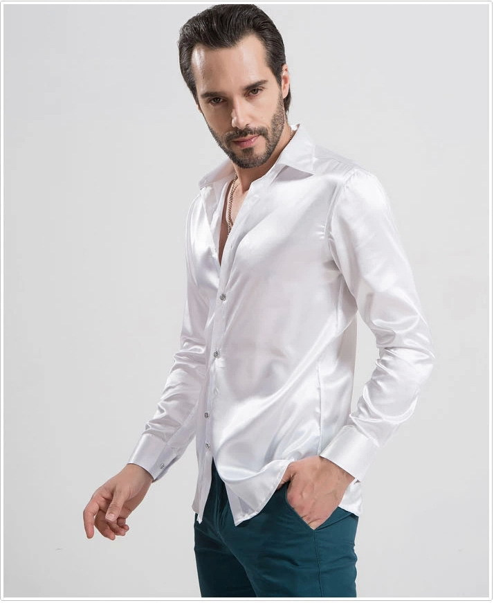 Shop white silk shirt at Neiman Marcus, where you will find free shipping on the latest in fashion from top designers.