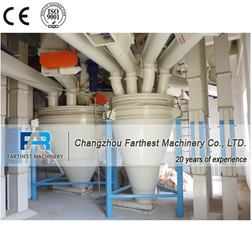 Low Investment Animal Feed Premix Plant Double Shaft Paddle Mixer 380V