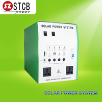 Solar energy products 300w power capacity inverter generator systems