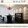 hot sale good price wall multicolor panel indoor/3d wall panels/wall paper