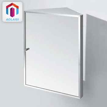 Bathroom Vanity Mirror Corner Cabinets