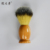 cheap Synthetic badger shaving brush with wood handle