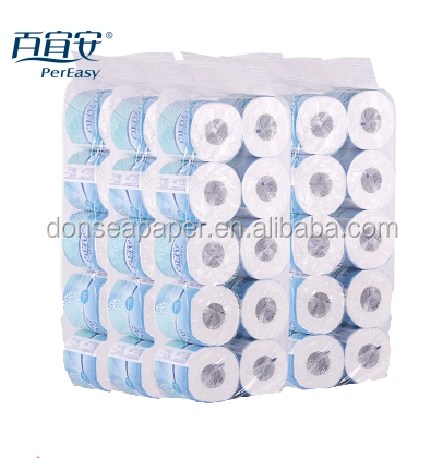 wholesale bulk toilet tissue/soft paper with cheap price