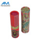 Luxury Paper tube for Lip Balm Round Tube Custom Logo Cardboard Packaging