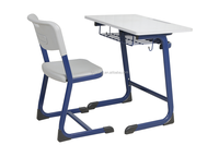 modern fashion world price school desk and chair supply