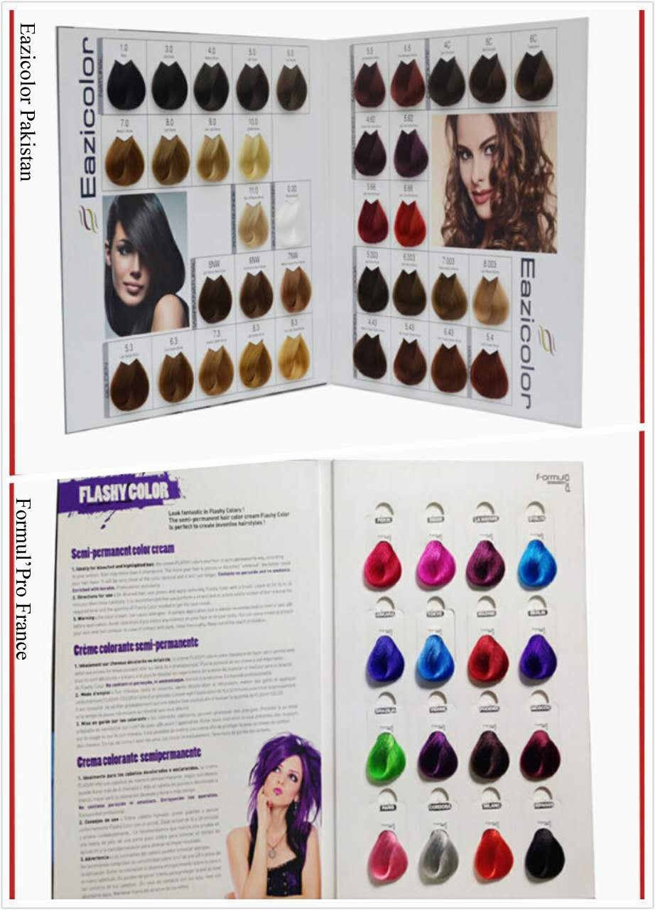 Hair color swatch book online printable coloring pages coloring book paul mitc color swatch page and nvjuhfo Choice Image