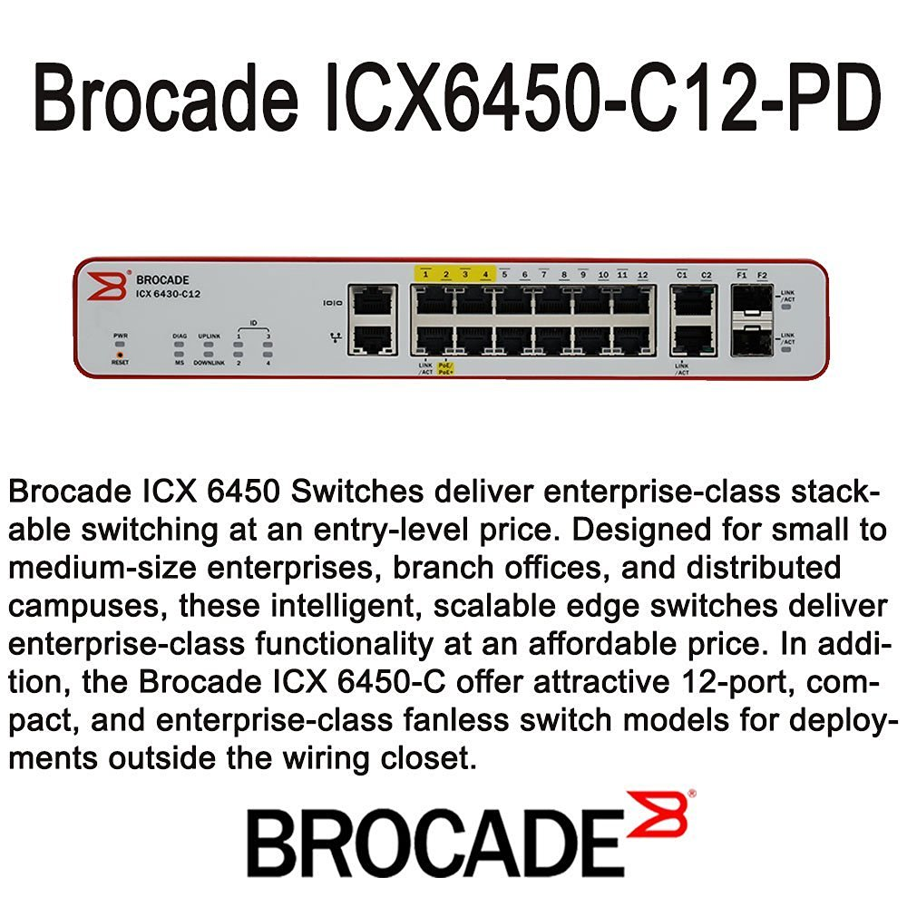Cheap Brocade Network Switches, find Brocade Network Switches deals ...
