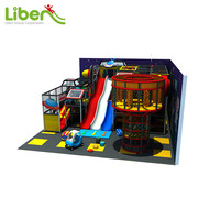 High Quality Space Theme Indoor Soft Play