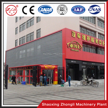 Large Car Wash Service Station Equipment Machine For Car Care and Clean Shop