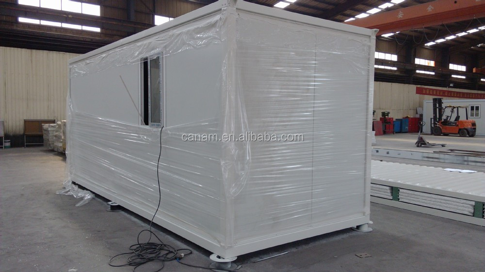 low cost prefab living dubai container house for refugee camp