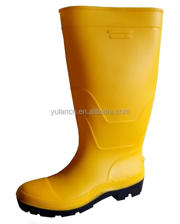 Spvc21 Pvc Rain Boots Cheap Rain Boots