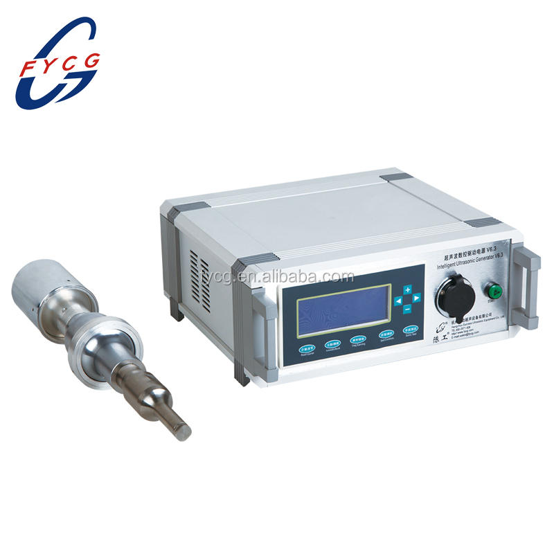 Lab Use Portable Ultrasonic Homogenizer Machine Price